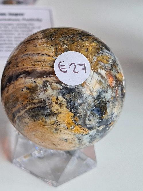 Black Opal Sphere