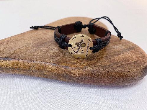 Sagittarius Macho Man Bracelet