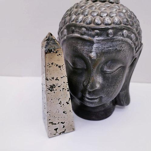 Pyrite Obelisk