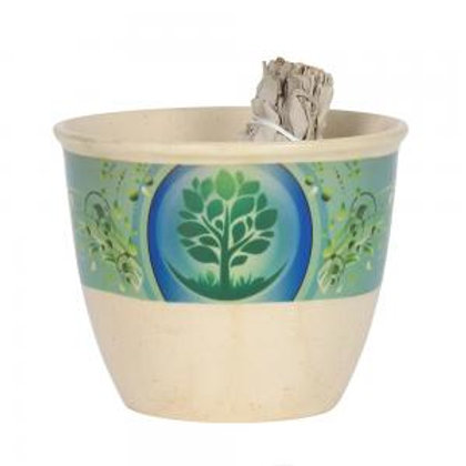 Tree of Life Smudge Bowl