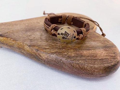 Aquarius Macho Man Bracelet