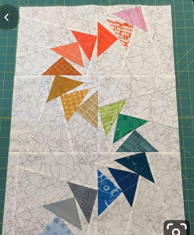 Paper Piecing Class