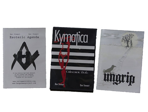 3 Films (Esoteric Agenda, Kymatica and UNGRIP)