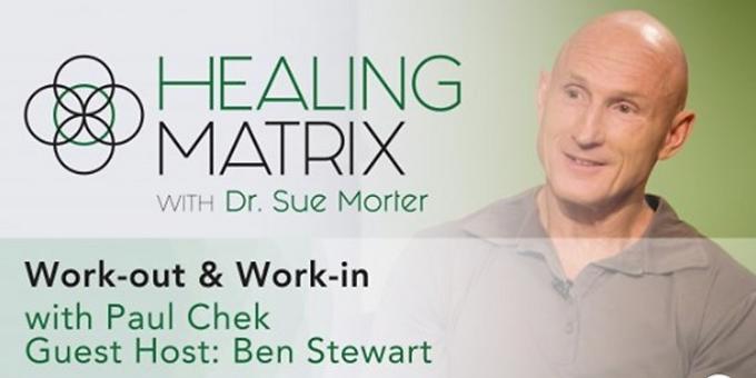 HEALING MATRIX with Ben Stewart