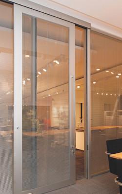 Divisórias vidro duplo