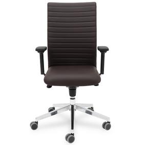 Cadeira ergonômica Say, base alumínio