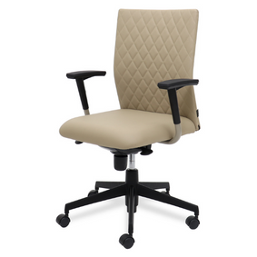 Cadeira ergonômica Say metalasse.