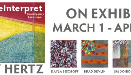 """""""ReInterpret: Paintings by Billy Hertz"""" review"""