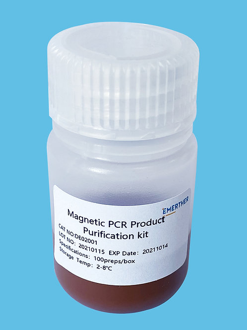 EmerTher® Magnetic PCR Product Purification Kit