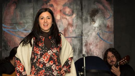 Marisa Cortés: La de la flor con dúo nuevo cuyo