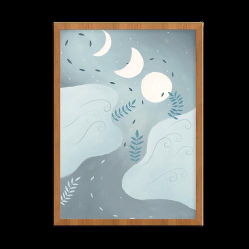 Overvloed - Art Print A3