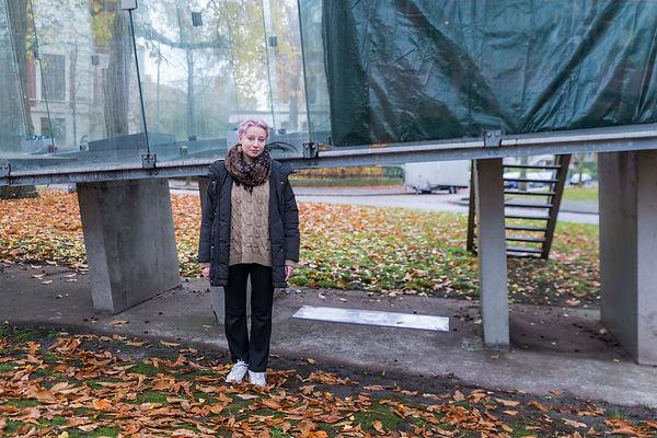 Midseason project, tschumipaviljoen, Kla