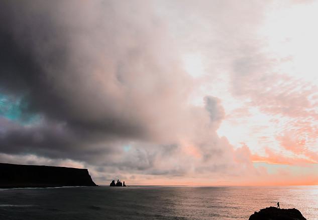 Little People - Big World, Vik Iceland