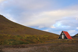 Snaefellsnes Hut