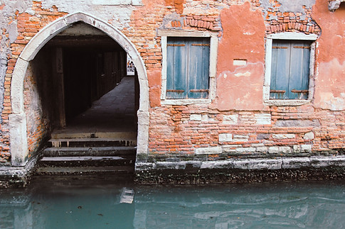 Venice Teal,