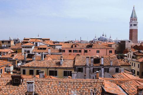 Venitian Rooftops