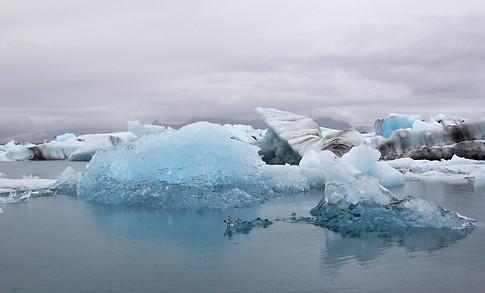 Glacial Lagoon,