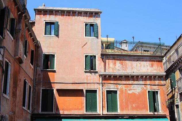 Above Venice,
