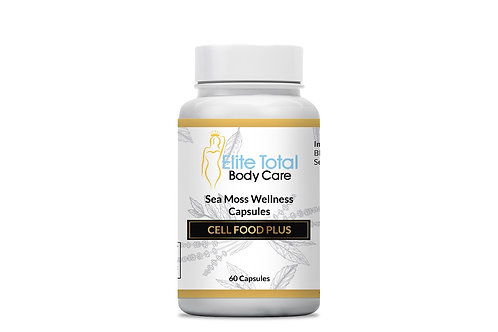 Sea Moss Wellness Capsules (60 count)