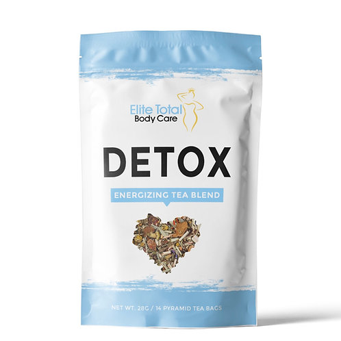 Elite 14 Day Detox Energizing Tea (14 tea bags)