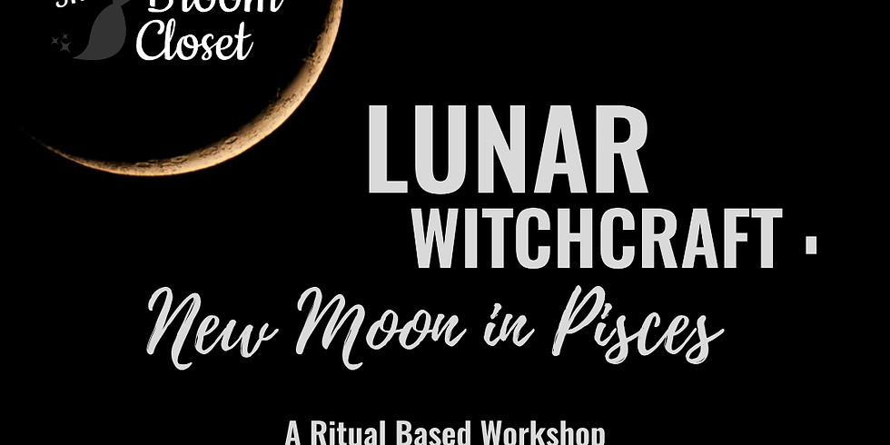 Lunar Witchcraft: New Moon