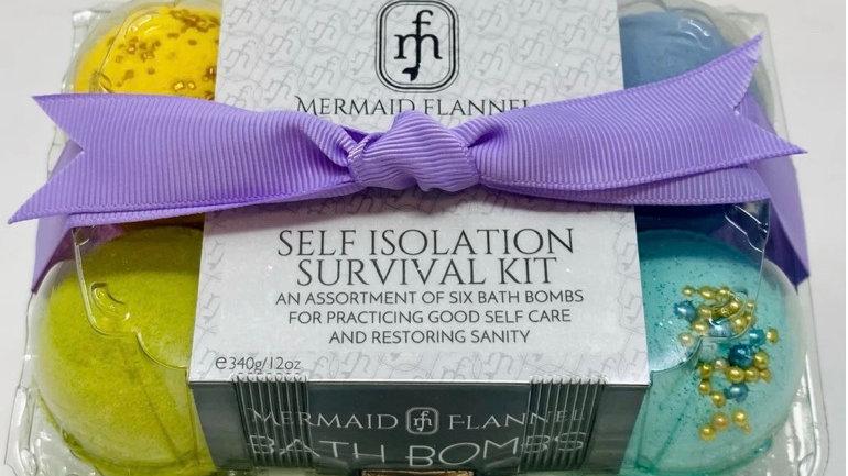 Self Isolation Survival Kit