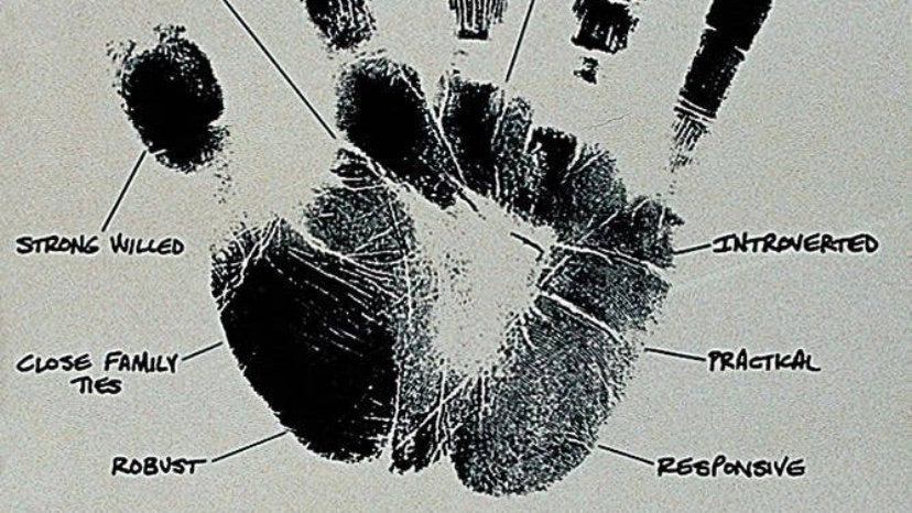 Hands - A Complete Guide to Palmistry by Enid Hoffman