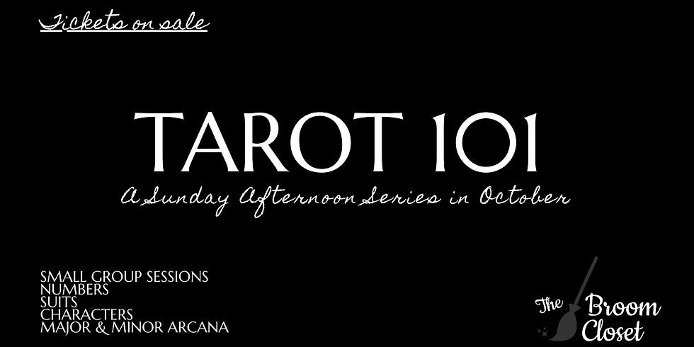 Tarot 101 - October Series