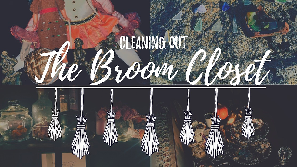 Broom Closet Mystery Bundle!
