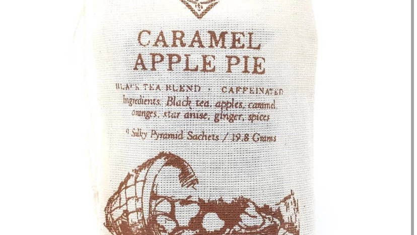 Carmel Apple Pie Tea Blend