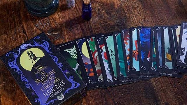 The Nightmare Before Christmas Tarot