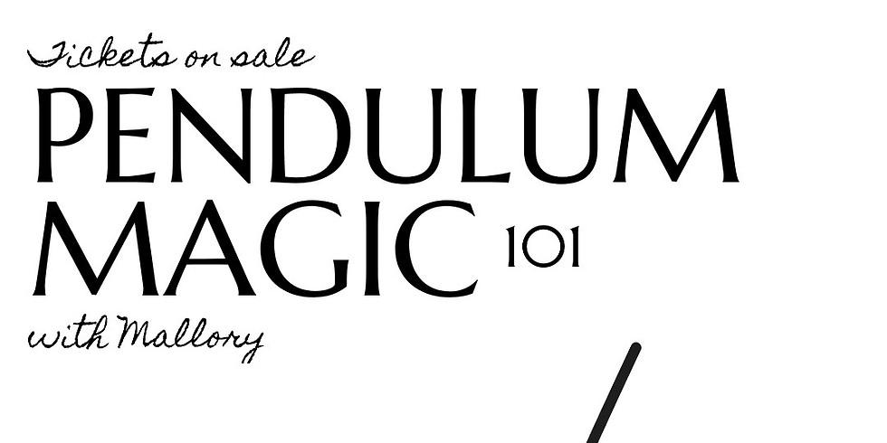 Pendulum Magic 8/12