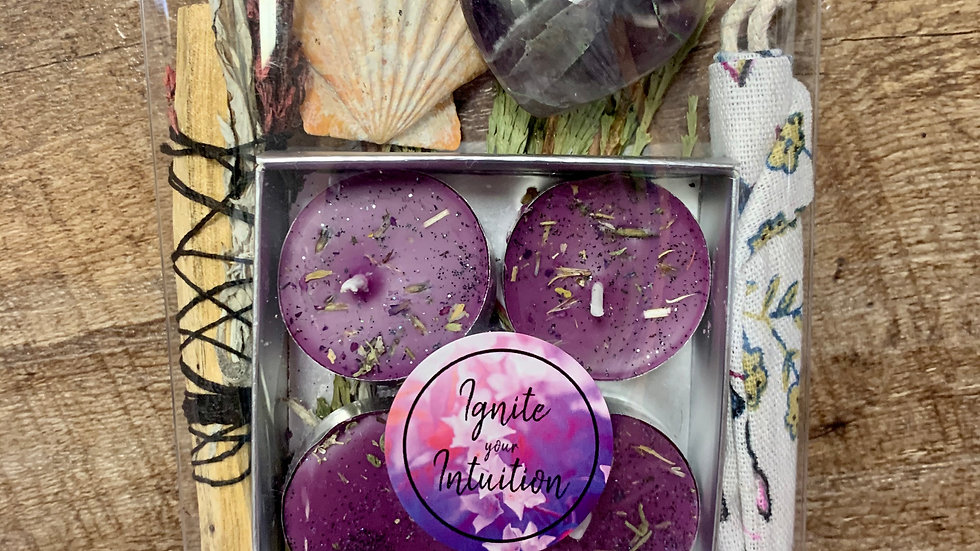 Ignite your Intuition - Ritual Kit