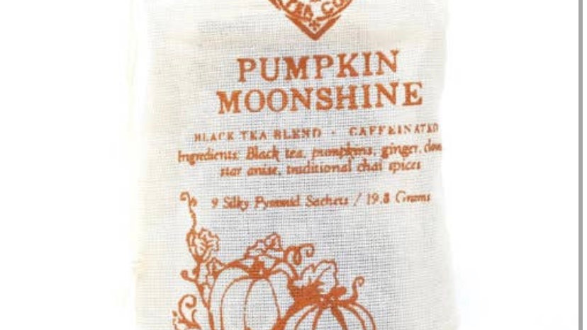 Pumpkin Moonshine Tea