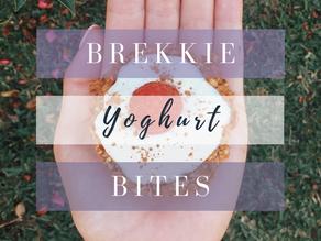 Brekkie Yoghurt Bites