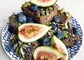 Fig & Date Ice-cream Bars