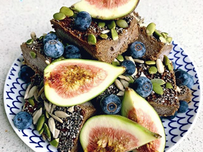 Fig & Date Ice-cream Bars