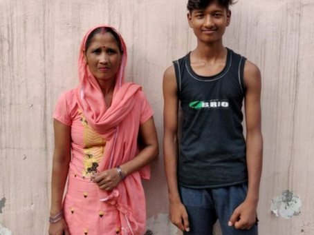 Project #MyPincode Impact Story 1: Dry Ration to Daily Wage Earners