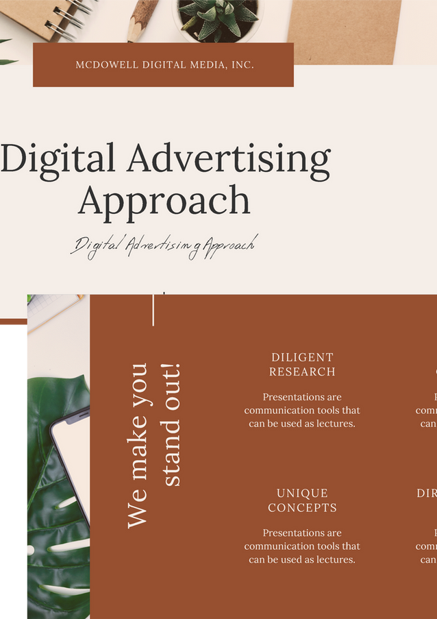 Marketing Presentations
