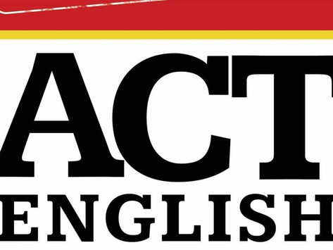 6 Tips to Ace the ACT English Section