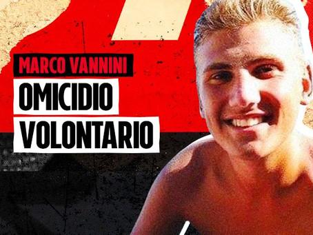Caso Marco Vannini: Omicidio volontario