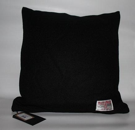 Plain Black Cushion