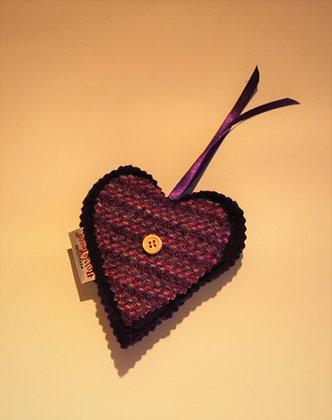 Purple Kaona Bag Charm