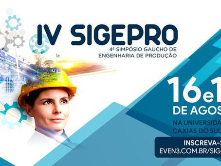 IV SIGEPRO