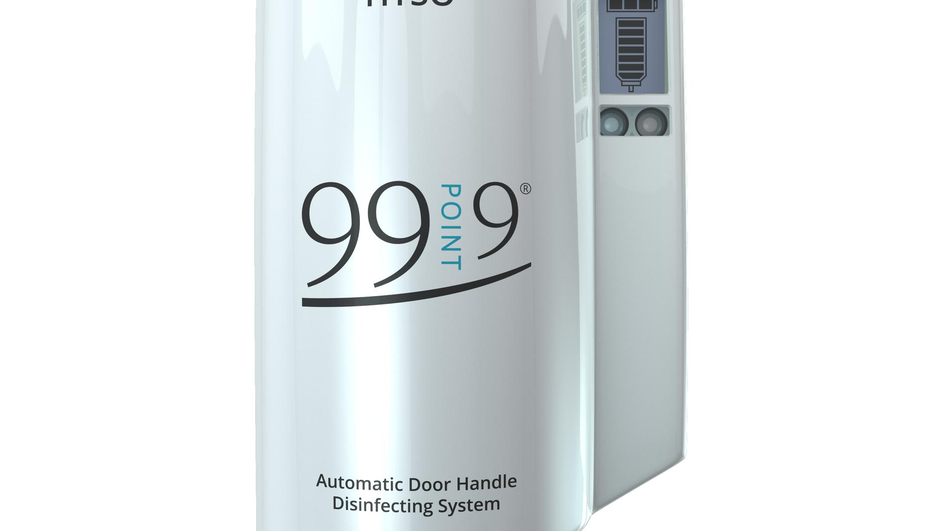 99.9 White Dispenser
