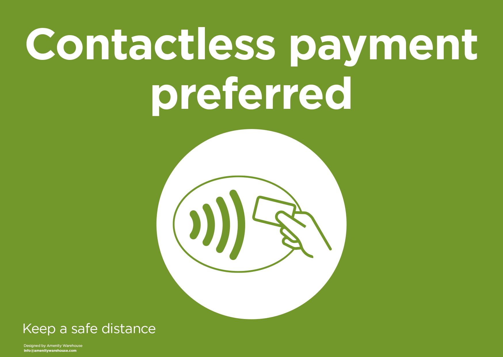 Contactless-Tentcard-A6-AW
