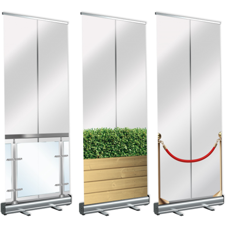 Pull-up Screens
