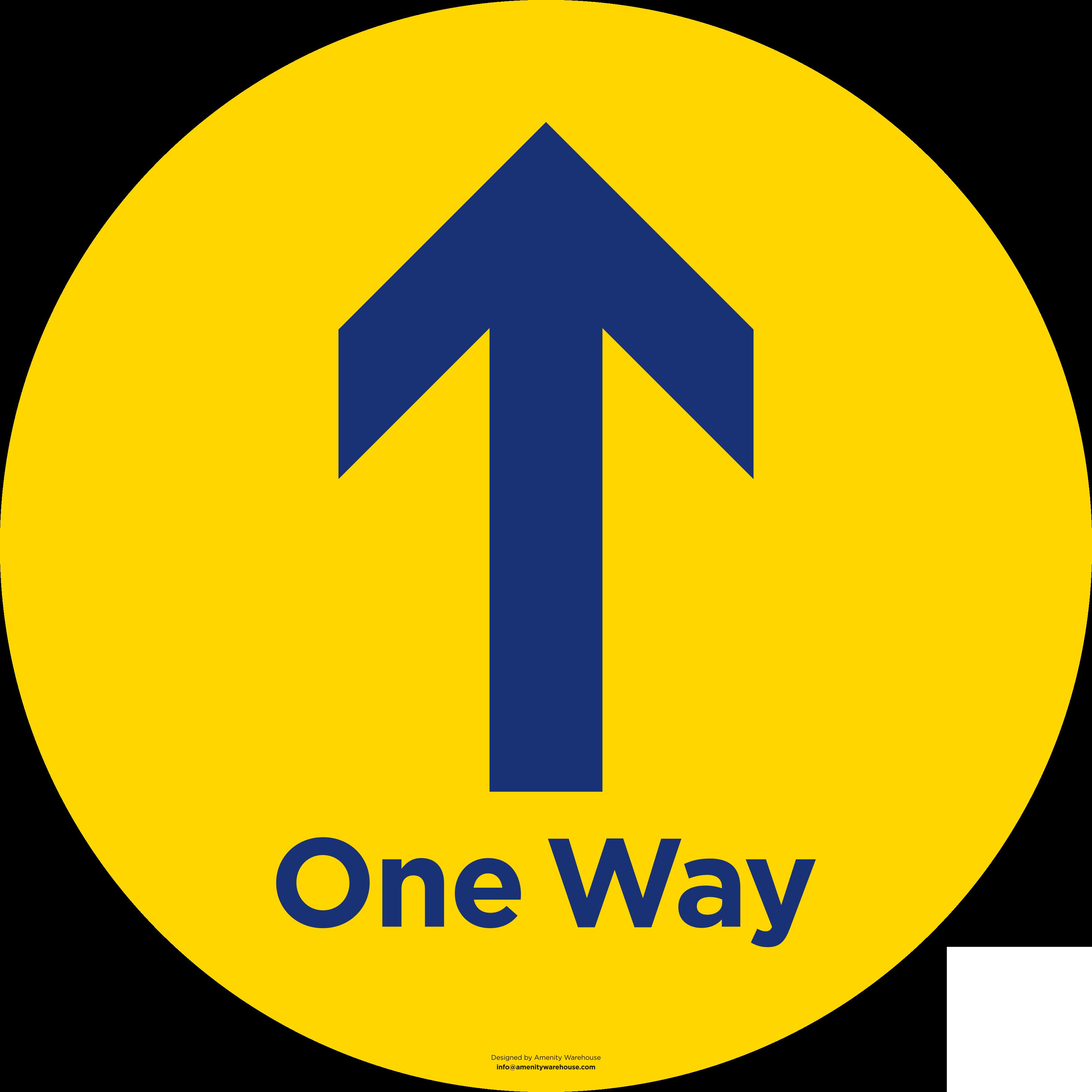 Arrow-One-Way-300x300_AW