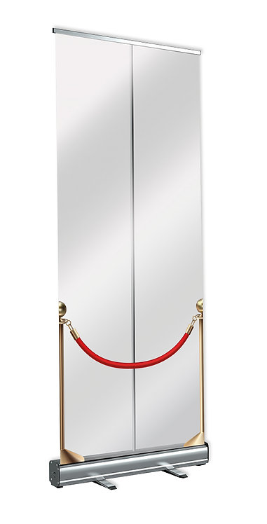 Pull-up Protection Screen (VIP Rope)