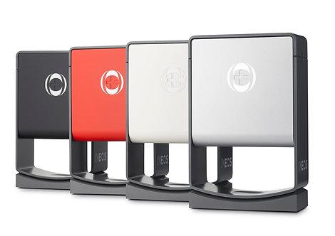 INEOS Hygienics Touchless Sanitiser Dispenser (300ml) + FREE Sanitiser